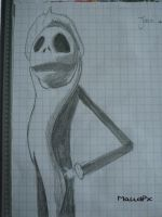 Jack Skellington by Maudpx
