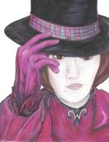 Willy Wonka of Course by RaHxIlla-AziRaPhaLe