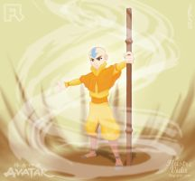Aang - The One by fireinda