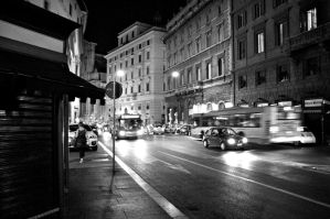 Rome by Night by Hadcorp