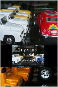 Toy_Cars_Batch_Stock by RibbonsEnd-Stock