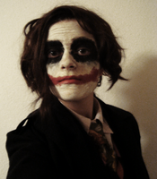 Female Joker by L-Justine