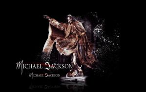 MJ michael jackson by ahmetbroge