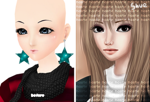 Shueyi - Before and After by LeHaste