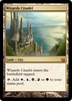 Wizards Citadel by Eruner