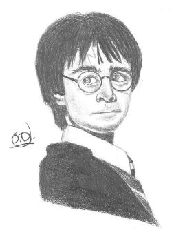 Harry Potter by JamLizzy