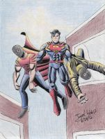 Superman - justice by Twinkie5000
