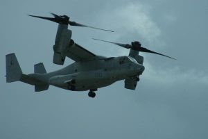 V-22 Osprey by Pendragon006