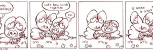 Twinklemuffin Friendship Comic by Momogirl