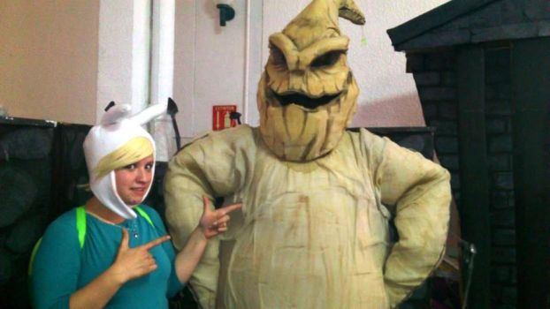 Fionna and Oogie Boogie by Louii-nyan