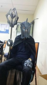 Sauron Costume by 2012MAMA