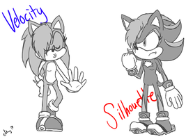 Draw The Hedgehogs by soggycereal