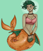 5: Mermaid by superlucky13