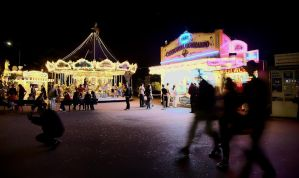 Carrousel Gourmand by lightzone