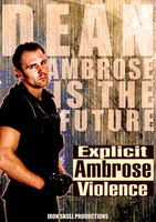 WWE DEAN AMBROSE by TheIronSkull