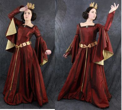 The red queen by magikstock