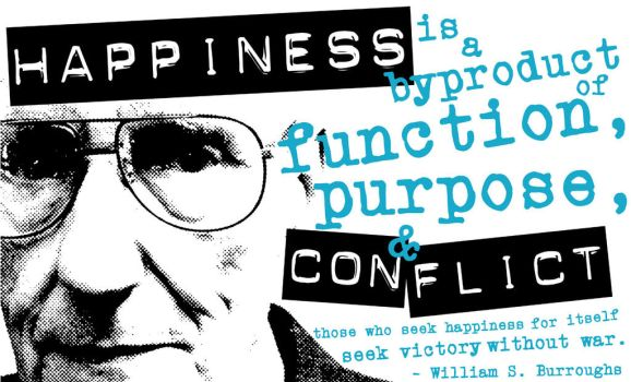 Burroughs quote by fightignorance
