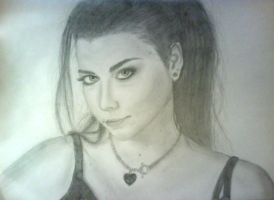 Amy Lee by christie174