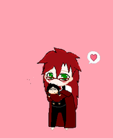 Grell x Will - Chibi by xTheRedReaperx