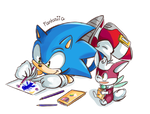 OMG SONIC SKILLS ARE AWESOME by Fumuu