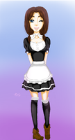 Maid Cafe by yukicaster
