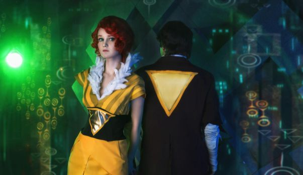 Transistor - Together Again by sunny-tooi