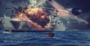 Pearl Harbour by Umietdavala