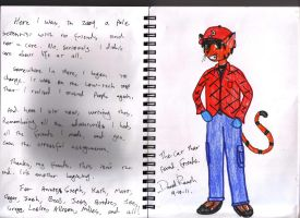 Journal Entry by Driphtyr