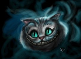 Cheshire by m4nu-sk3tch