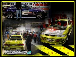 Need For Speed Underground 2 by XoticK