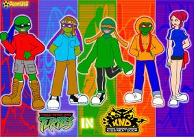 TMNT in KND by Porn1315