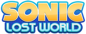 Sonic Lost World - Logo (Version 3) by NathanLaurindo