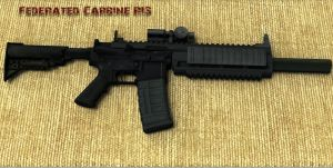 Federated Carbine Take Two by grenadeh