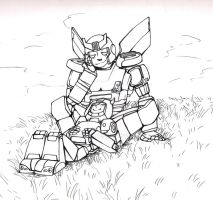 prowl n bee by CatusSnake