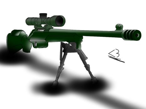 Love to Rifle by ShySolid