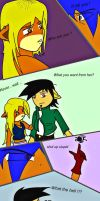 What Happened ? pag 1 by Sinveriex