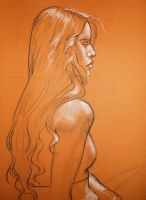 Figure Study 2 by AucoinArt