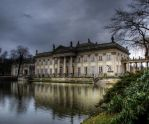palace on the water by VincentNoir