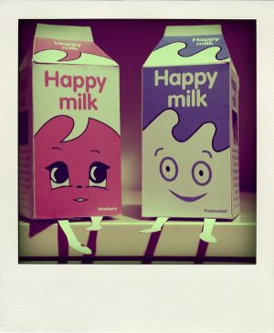 Happy Milk by hippychick7 - Hertelden Avatarlar