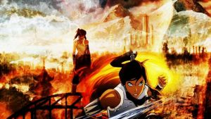 The Legend of Korra by freedomfighter12