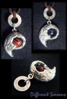 Shadow Hearts Gamer Talisman by jessa1155