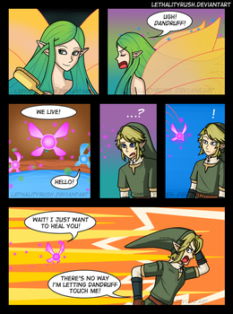 How Fairies Are Made by Lethalityrush