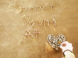 Forever young at heart by Ever-flying-free