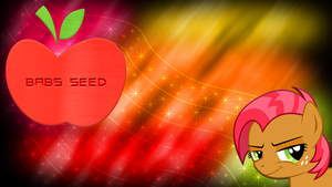 Babs seed wallpaper by JamesG2498