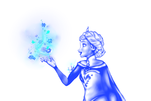 Princess Elsa 1 by ArtOSophie