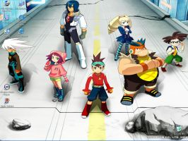 Ryuusei no Rockman 3 by axlluvr1324