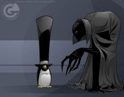 Penguin and the Umbra by GarthFT