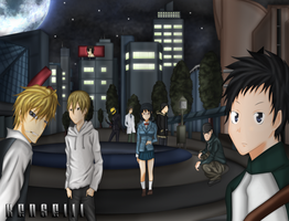 Durarara: Complication by kenseiii