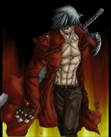 Devil May Cry 3 by PowerPun