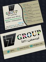iz7 card by MEMO-DESIGNER